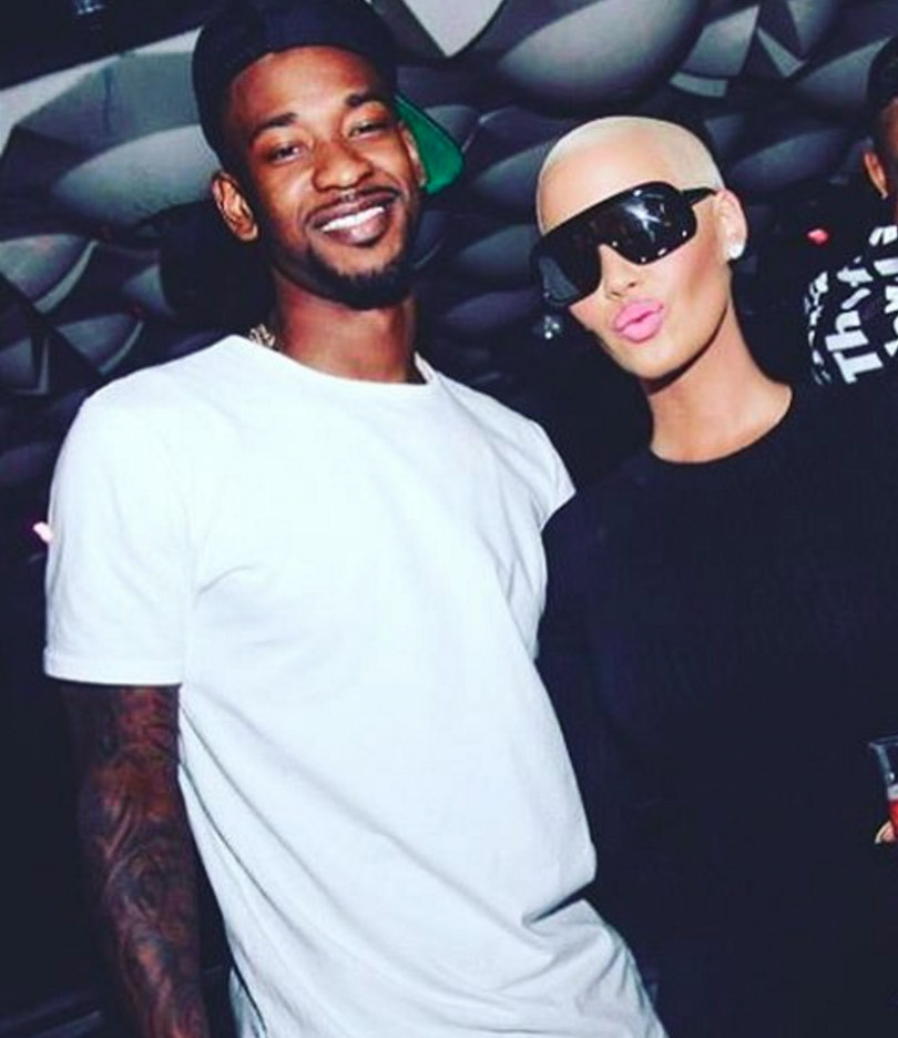 who is amber rose dating right now Interview: amber rose's slutwalk aims to unite all in divided times vixen j'na jefferson @jnajefferson | september 26, 2017  especially with what's going on right now, where it's .