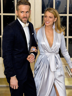 Report: Blake Lively's Expecting Her Second Child With Hubby Ryan Reynolds -- See Her Bump!
