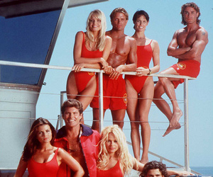 "Which Rarely-Seen ""Baywatch"" Stars Just Resurfaced for an Epic Reunion?"