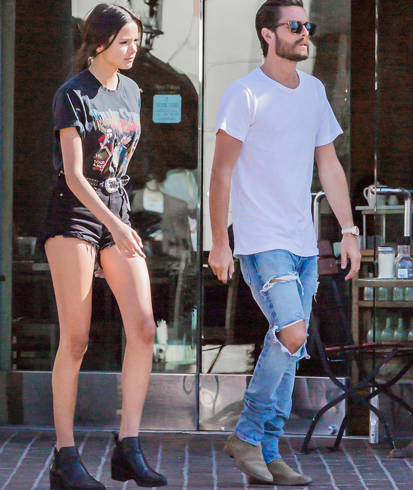 Scott Disick May Have A New Girlfriend And She Looks A Lot Like Kendall Jenner Toofab Com