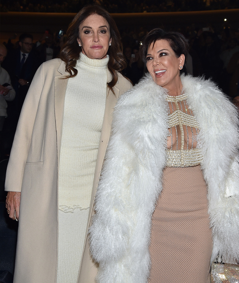 """Caitlyn Jenner Reveals Kris Jenner's Still Struggling With Her Transition, Asks """"Did I Downplay It?"""""""