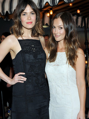 Mandy Moore, Minka Kelly & Nicole Richie Sport Same Dress to Doen Event -- Who Wore It Better?!