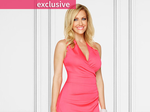 """""""Real Housewives of Dallas"""" Star Stephanie Hollman Talks Peeing In Bushes, Jesus Juice & New Nemesis!"""