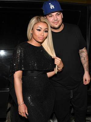Rob Kardashian Reveals His Weight Before Starting Training Program With Fiancee Blac Chyna