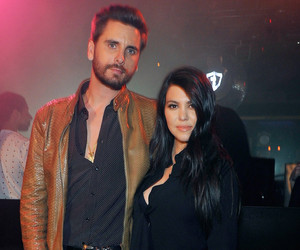 "Kourtney Kardashian Talks About ""Boundaries"" with Ex Scott Disick"