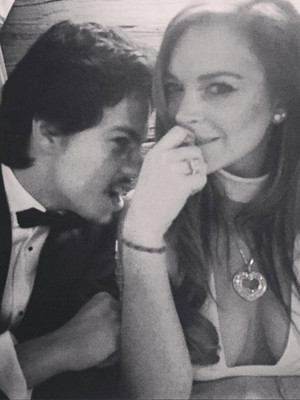 Lohan Speaks Out on Fiance: Maybe Things Can Be Fixed!