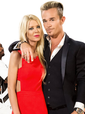 "Tara Reid Explodes In Sneak Peek at ""Marriage Boot Camp Reality Stars"""