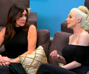 Courtney Stodden Tells Krista That Doug is Coming