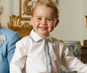 Prince George Steals the Show In New Royal Family Portrait -- He's Even Getting His Own…