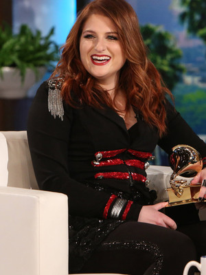 "Meghan Trainor Plays Hilarious Game of ""Who'd You Rather"" -- Does She End Up With Drake or Leo?!"