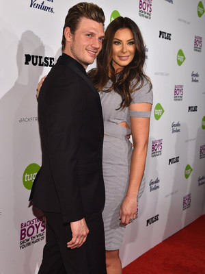 Nick Carter & Wife Lauren Kitt Carter Welcome Baby Boy -- Find Out His Unique Name!