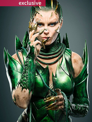 "Rita Repulsa from ""Power Rangers"" TV Series Sounds Off on Movie Makeover: ""There's No Rita In It!"""