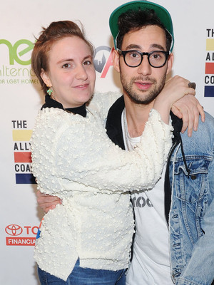 Jack Antonoff Surprises Lena Dunham with One Stunning Ring!