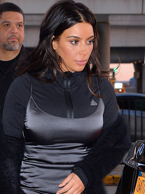 Kim Kardashian Brings Back the '90s Slip Dress -- Plus, See This Week's Best & Worst…