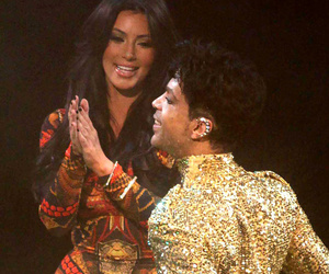 "Kim Kardashian Explains Getting Kicked Off Prince's Stage: ""I Was So Star Struck!"""