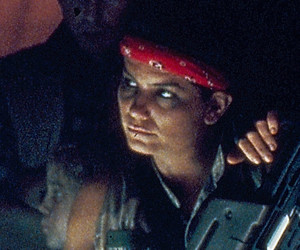 """Aliens"" Star Jenette Goldstein Reflects on Controversial Casting -- And Shares Touching ""Titanic"" Story About James Cameron"
