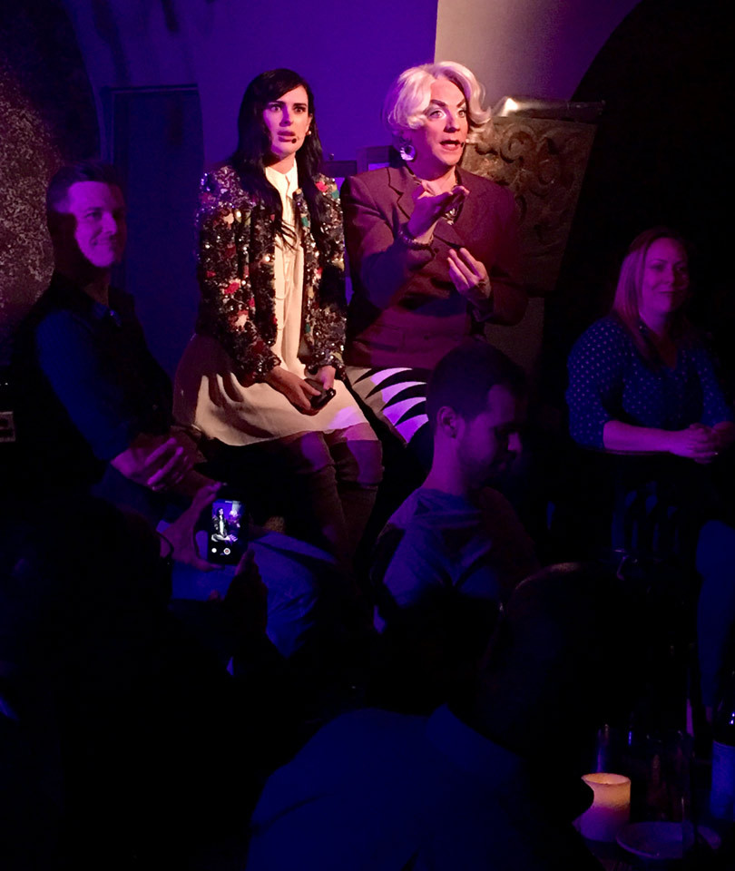 """Rumer Willis Kills It as Andy in """"The Unauthorized Musical ..."""