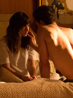 "Dakota Johnson Is ""Over"" Her ""Fifty Shades"" Nude Scenes: ""I've Been Simulating Sex for Seven Hours Straight"""