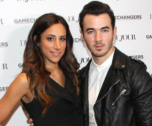 Kevin Jonas and Wife Danielle Are Expecting Baby No. 2 -- See the Adorable Announcement!