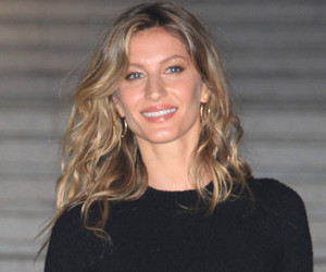 Gisele Bundchen Reveals She Was Told She'd Never Land a Magazine Cover -- But Look at Her Now!