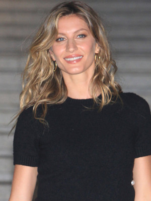 Gisele Bundchen Reveals She Was Told She'd Never Land a Magazine Cover -- But Look at Her…