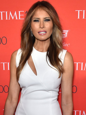 "Melania Trump SLAMS Plastic Surgery Rumors: ""I Didn't Do Anything"""