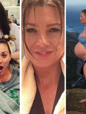See Who Got a New 'Do & Who's Rocking a Big Baby Bump In This Week's Best Celeb…