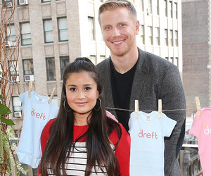 """""""The Bachelor's"""" Sean & Catherine Are Picture Perfect at NYC Baby Shower!"""
