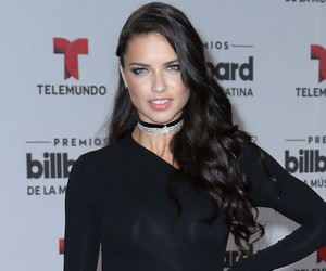 Adriana Lima Shows Major Skin at the 2016 Latin Billboard Music Awards