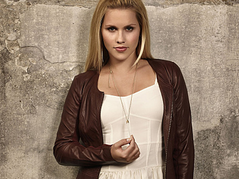 """The Originals"" Star Claire Holt Is Married -- See Her Gorgeous Wedding Dress!"