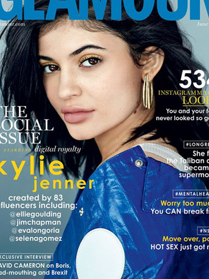 Kylie Jenner on Being a Feminist: I Don't Depend on a Man or Anybody Else!