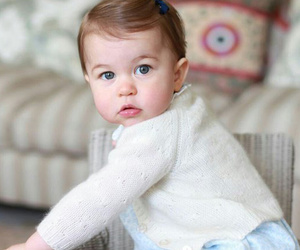 See How Big Princess Charlotte Is In New Pics Taken by Kate Middleton -- Ahead of First B-Day!