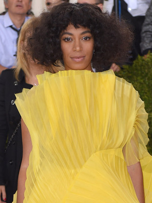 Solange Knowles Starts Drama (Again) At The Met Gala -- See Her Cryptic Tweet!