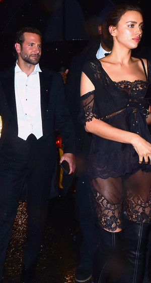 Bradley Cooper & Irina Shayk Step Out Together for the Met Gala After Party