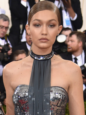 Wait Until You See Gigi Hadid's $2,000 Met Gala Manicure!