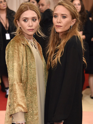 Mary-Kate & Ashley Olsen Made the Weirdest Met Gala Instagram Video -- Plus, See Kim…