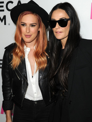 Rumer Willis' Photographers Speak Out: We Did Not Intend to Change the Way She Looks
