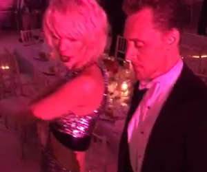 Taylor Swift's Met Gala Dance Off with Tom Hiddleston Is Giving Us Life Today
