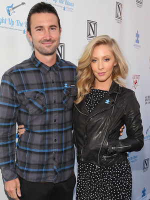 Brandon Jenner Shares Super Sweet Snapshot with Baby Eva James Jenner!