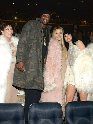 Kim Kardashian Reveals Lamar Odom Struggled to Understand Caitlyn Jenner's Transition