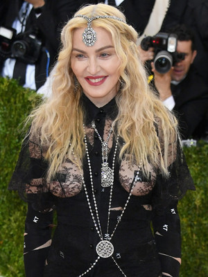 Madonna Defends Her Extremely Revealing Met Gala Ensemble, Blasts Ageist and Sexist…