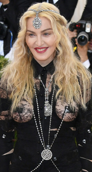 Madonna Defends Her Extremely Revealing Met Gala Ensemble, Blasts Ageist and Sexist Rections