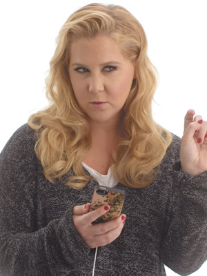 Amy Schumer Hijacks a Vanity Fair Staffer's Tinder Account -- And The Results Are…