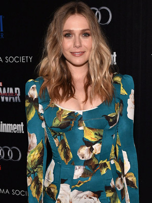 "Elizabeth Olsen, Paul Rudd & More Stars Attend ""Captain America"" Screening In NYC"