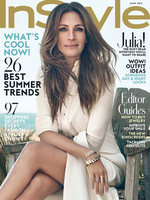 Julia Roberts Reveals Why She Doesn't Use Social Media, Shares Her Healthy Living Secrets!