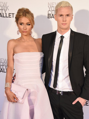 Paris Hilton & Brother Barron Walk Red Carpet at NYC Ballet & More Hot Hollywood…
