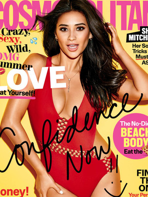 "Shay Mitchell Opens Up About Her Sexuality: ""You Love Who You Love"""