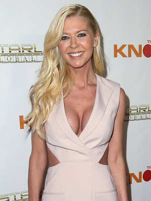 Tara Reid Flashes Major Skin in Pink Gown -- But Is This Look Fab or Drab?