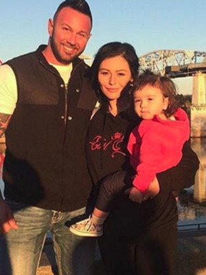 JWoww's Husband Shares Photo From Inside the Delivery Room, Compares Delivering Newborn…