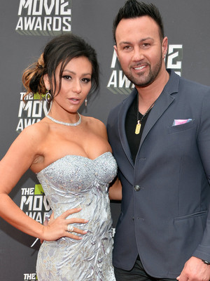 JWoww Shares First Photo of Newborn Baby Boy Greyson Valor Mathews -- See Her Little…